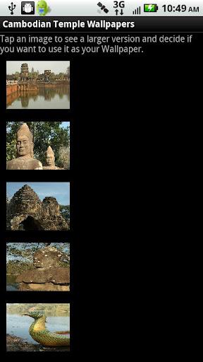 玩免費攝影APP 下載Cambodia Wallpapers app不用錢 硬是要APP