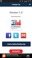 Screenshot of Voice of Charity