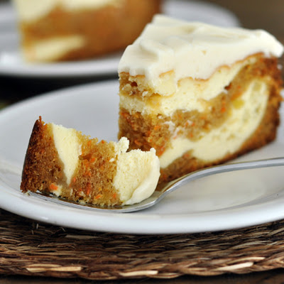 Carrot Cake Cheesecake