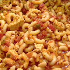 Cheyanne's Chicken Goulash