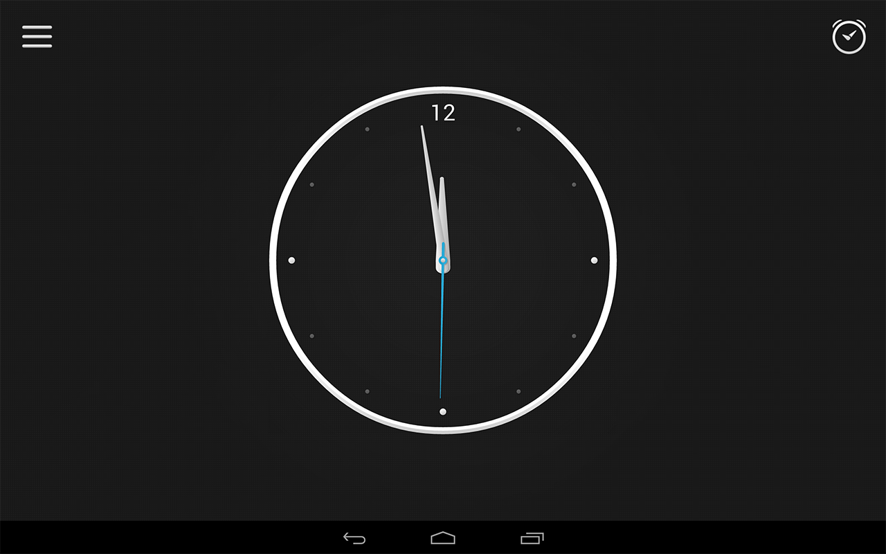 Alarm Clock Screenshot 16