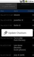Screenshot of Bel Air Polo Chukkar Signup