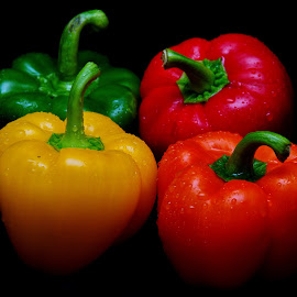 Capsicum #2 by Rejith Reghunathan - Food & Drink Fruits & Vegetables