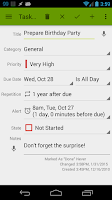 Screenshot of Tasks To Do Pro,  To-Do List
