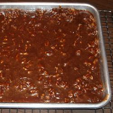Texas Sheet Cake II