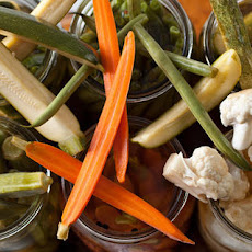 Easy Quick Pickles Recipe