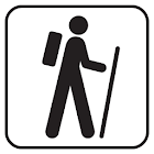 Hiking Glossary icon