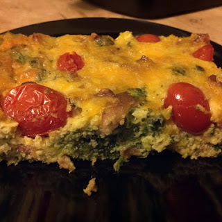 5day Breakfast Quiche