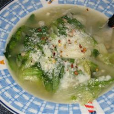 Escarole and Bean Soup