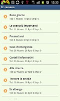 Screenshot of Imparare il rumeno