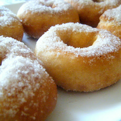 Fried Rosco Donuts