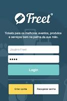 Screenshot of Freet
