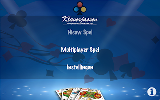 Screenshot of Klaverjas HD Free