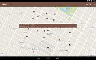 Screenshot of Coffee Finder