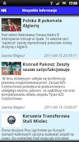 Screenshot of VolleyLife.pl