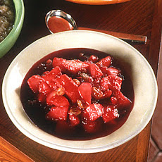 Cranberry-Pear Chutney
