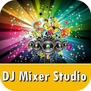 DJ Mixer Studio - screenshot