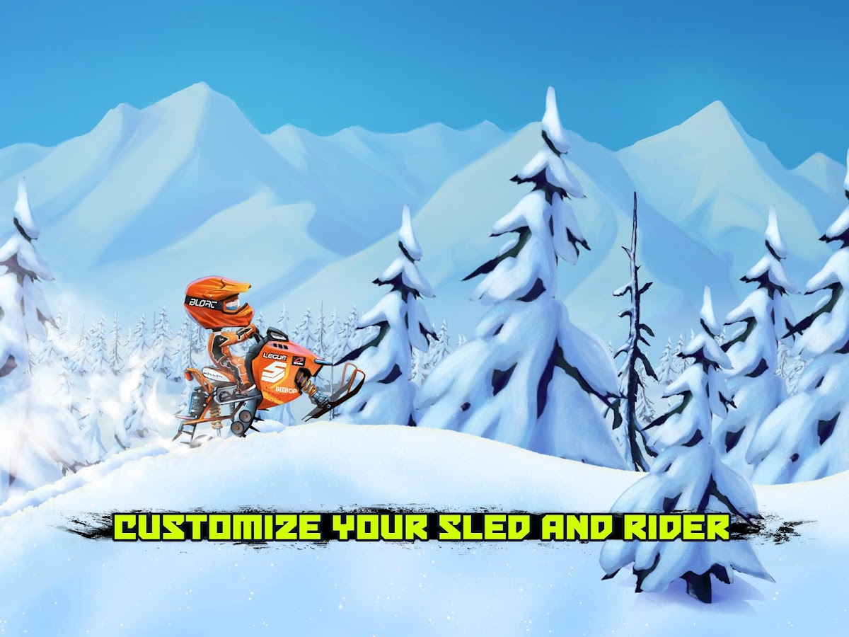 Sled Mayhem Screenshot 5