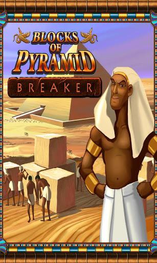 Blocks of Pyramid Breaker