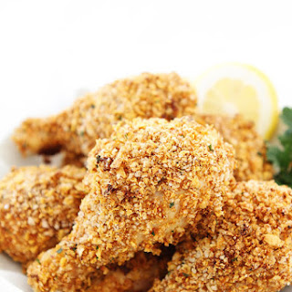 "Buttermilk Oven ""Fried"" Chicken"