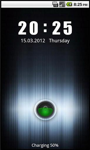 Green Locker Theme HD