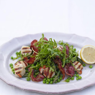 Grilled Scallops With Lemon Butter Recipes