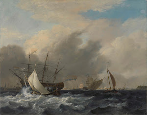 RIJKS: Nicolaas Baur: painting 1807
