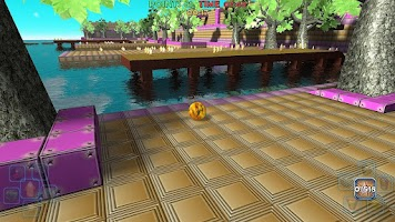 Screenshot of Marble Arena 2