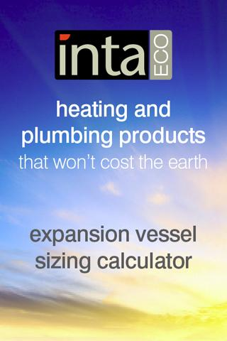 Solar Expansion Vessel Calcula