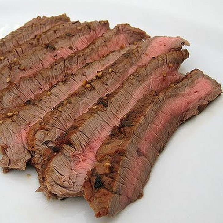 Marinated Flank Steak Recept | Yummly