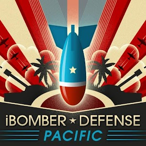 Cover art IBomber Defense Pacific