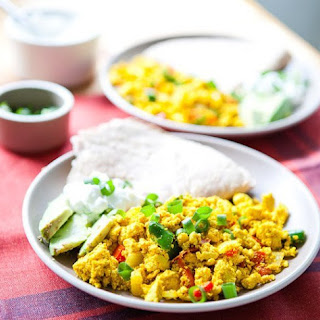 Tofu Scramble Without Nutritional Yeast Recipes