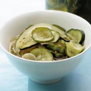 Quick Pickles Recipes