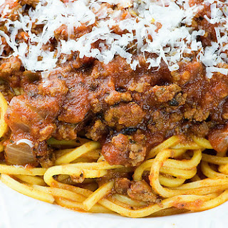 Best Slow Cooker Bolognese Sauce Ever!
