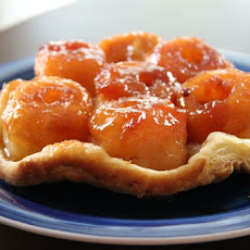 Lemony Apple Tarte Tatin
