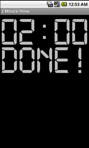 【免費生產應用App】2 Minute Timer-APP點子