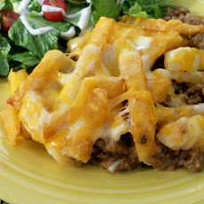 Cheeseburger and Fries Casserole II
