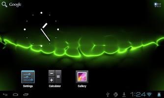 Screenshot of Abstract Live Wallpaper