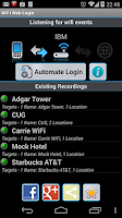 Screenshot of WiFi Web Login