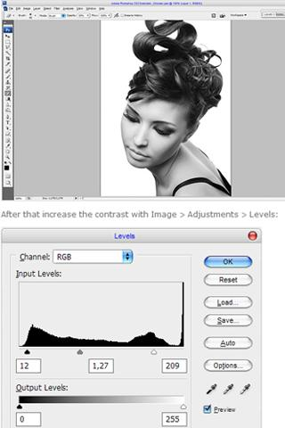 Tutorials for Photoshop Plus