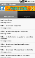 Screenshot of Ver Videos Chistosos