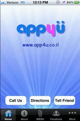 app4u demoapp