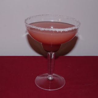 Sunday Red Guava Margarita