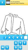 Screenshot of Draw Something