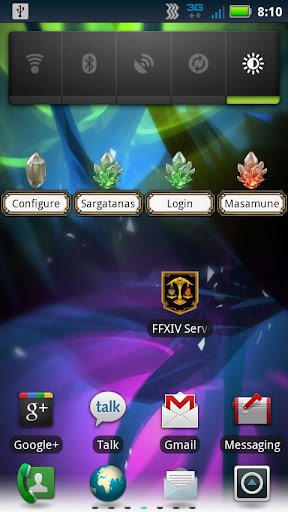 FFXIV Server Crystals