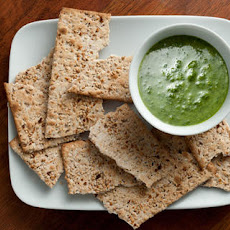 Watercress-Walnut Dip Recipe