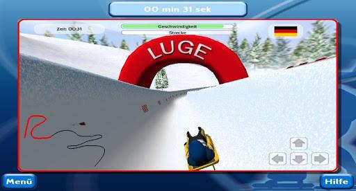 Epyx Winter Games Reloaded (D) - screenshot