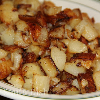 Southern Fried Potatoes
