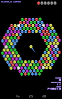 Screenshot of Bubble Wars