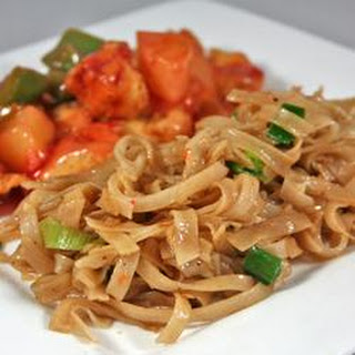 Quick Chinese-Style Vermicelli (Rice Noodles)